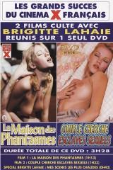 2 très bons films X avec Brigitte Lahaie