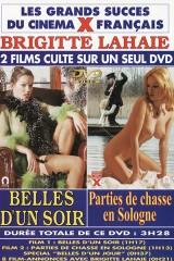 1 DvD qui réunit 2 films cultes de Brigitte Lahaie