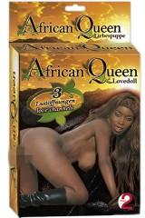 "Poupée ""African Queen"""