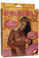 Poupée gonflable Kimberly