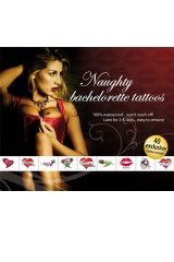 BodyArt Naughty Bachelorette Tattoos