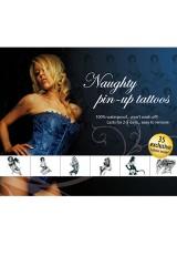 35 Tattoos Naughty Pin-Up