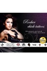 36 Tattoos Rocker Chick