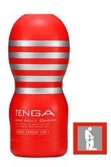 Masturbateur Tenga - Deep Throat Cup - 15 cm