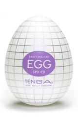 Tenga Egg Mastubateur Spider