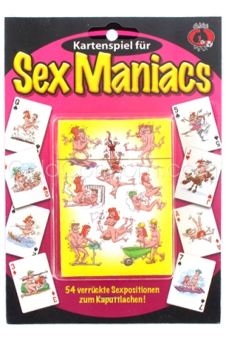 Sex Maniac 52 cartes
