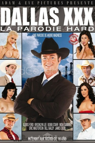 Dallas XXX la parodie Hard