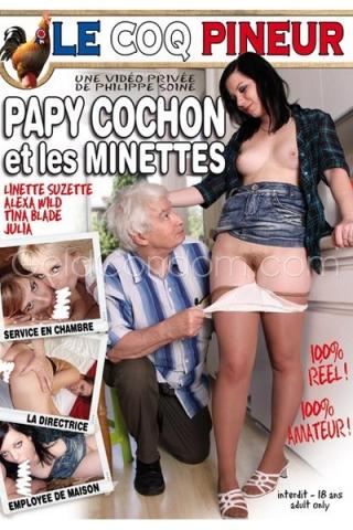 Papy cochon et les minettes