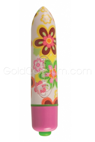 Vibro 7 vitesses RO-80 Flower Power