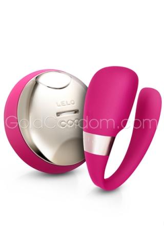 Stimulateur rechargeable Tiani 3 Cerise