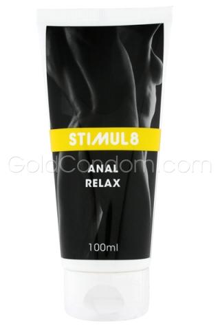 Gel anal - Stimul8 Anal Relax -100 ml