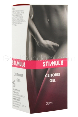 Clitoris gel - Stimul8 PHARMA