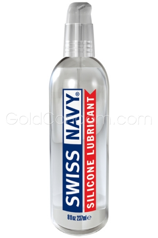 Swiss Navy Silicone Lube 237 ml