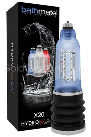 Pompe HYDROMAX X20 bleue