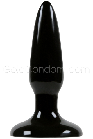Plug 8 cm noir Jelly Rancher