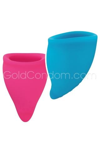 Coupe menstruelle - 2 pièces Taille A - petite