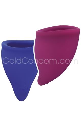 Coupe menstruelle - 2 pièces Taille B - Grande