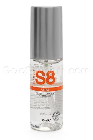 Lubrifiant anal S8 - 50 ml