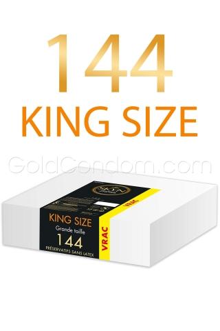 144 préservatifs Skyn King Size